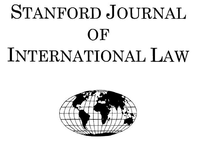 Stanford Journal of International Law