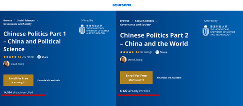 Chinese Politics – China and Political Science: Parts 1 & 2