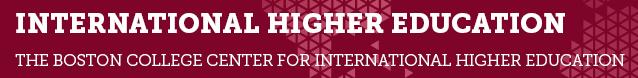 IHE-Boston College Center for International Education