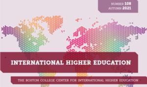 Boston College Center for International Higher Education